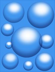 Bolle d'Acqua-Water Bubbles-Bulles d'eau