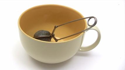 Having a Cup of Tea
