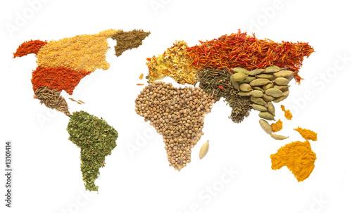mapa-swiata-z-kontynentami-przypraw-kuchennych
