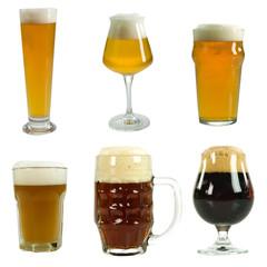 Bicchieri birra set