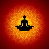 Fototapety Power of Yoga - Meditation