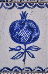 Azulejo de Granada