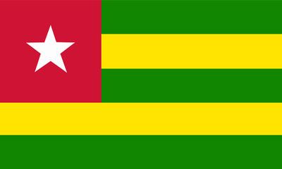 togo fahne flag