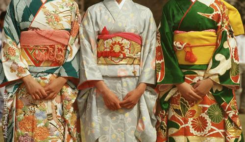 Japanese Kimonos - 13113451