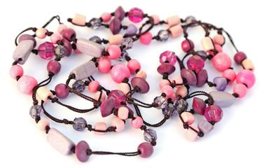 bijou fantaisie en fil et perles