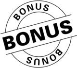 BONUS Stempel poster