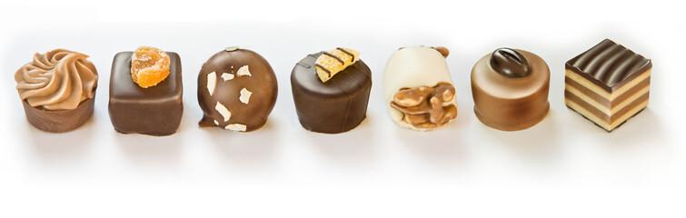 schokolade konfekt