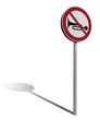 segnale stradale divieto segnalazione acustica