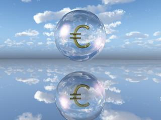 la bulle euro