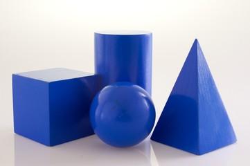 Blaue Bauklötze