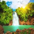 Quadro Waterfall