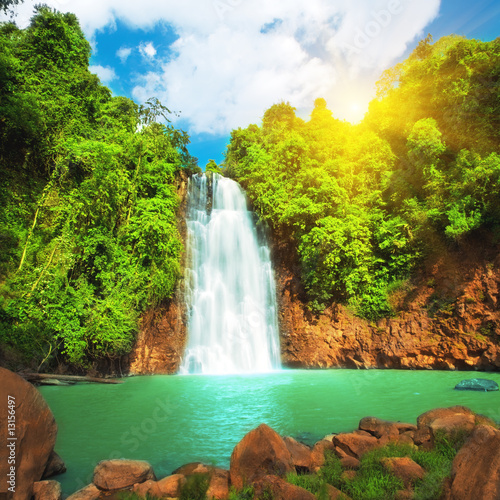 Waterfall - 13156497