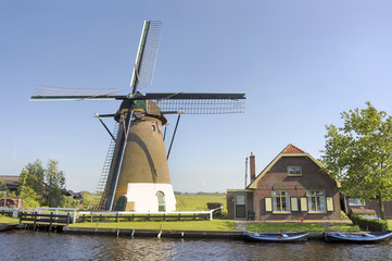 Windmill, the Netherlands
