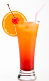 Fototapety Tequila sunrise Cocktail