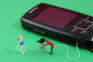 Entretenimiento para telefonos moviles