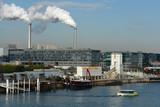 terminus des transport  urbain et fluvial de passagers  à paris poster