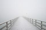 Fototapety Steg im Nebel