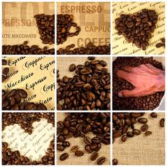 kaffee zusammenstellung