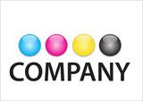CMYK Company Business Logo 2
