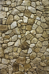 Rock wall background vertical
