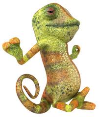 Chameleon zen
