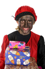 Black Piet from Holland