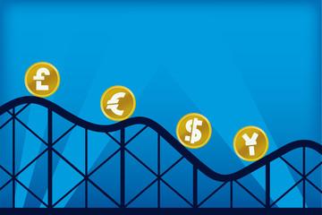 economy roller coaster