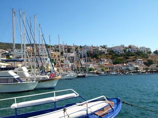 Hafen Pythagorion