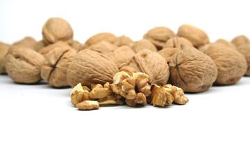 Nozes - Walnuts - hazelnut