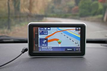 satellite navigation device