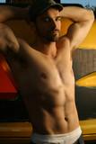 Shirtless Guy poster