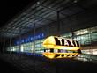 Taxi vor dem Ostbahnhof Berlin - 13230062