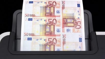 Printing Euro Banknotes