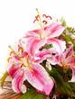 Blümenstrauß,Lilien