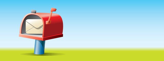 mailbox banner
