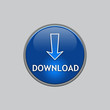 Bouton internet - Download - 2