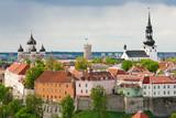 Toompea hill. Tallinn, Estonia poster