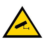 security cctv camera poster