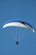 Gleitschirmflieger in Oberstdorf
