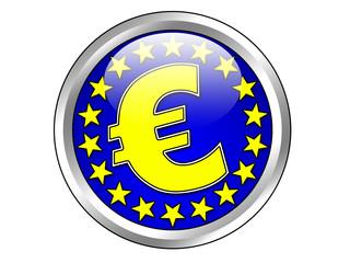 Euro Symbol Button