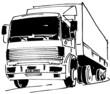Fototapeten,laster,trucks,transport,logistik