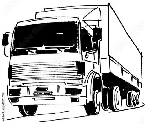 Fototapeten,lastentransport,lastkraftwagen,transport,logistic