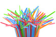 Colorful straws. - 13288295