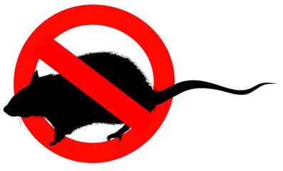 interdit aux rongeurs