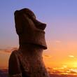 Quadro Easter island