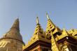 Myanmar Yangon - Shwedagon Pagoda