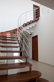 Duplex Apartment Stairs