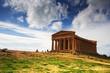 Temple of Concord - Sicily