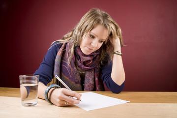 Writing List