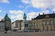 Kopenhagen - Amalienborg und Frederikskirche